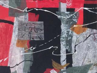 Paintings by Three AAG Members on Display in Greenville