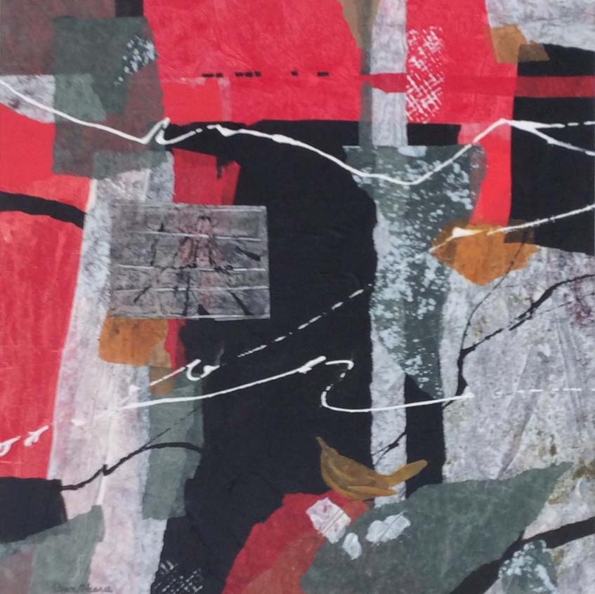 Wren and Red by Ann Heard