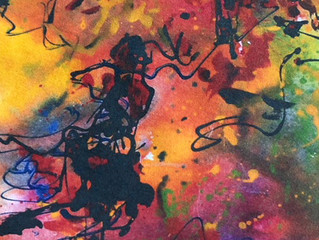 16 Members in Belton Abstract Show