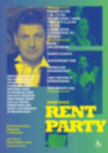HARES & HYENAS Rent Party
