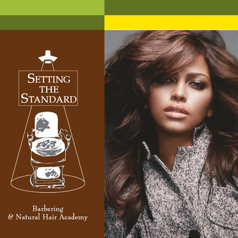 SETTING THE STANDARD BARBERING & NATURAL HAIR ACADEMY