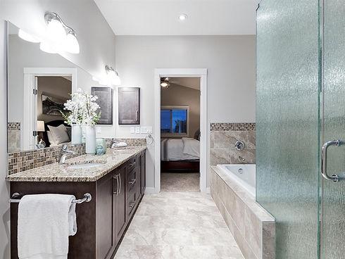 interior design bathroom Cochrane Strathmore Okotoks