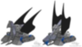 hydraulic battle robot design