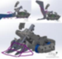 outline sketch design mechanical engineering robot
