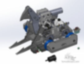 releated fluid power hydraulic dsign robot cad