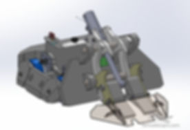 mechanica design engineering robot cad hydraulic