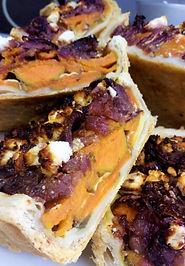 Kumara Feta & Caramelized Onion Tart 2.j