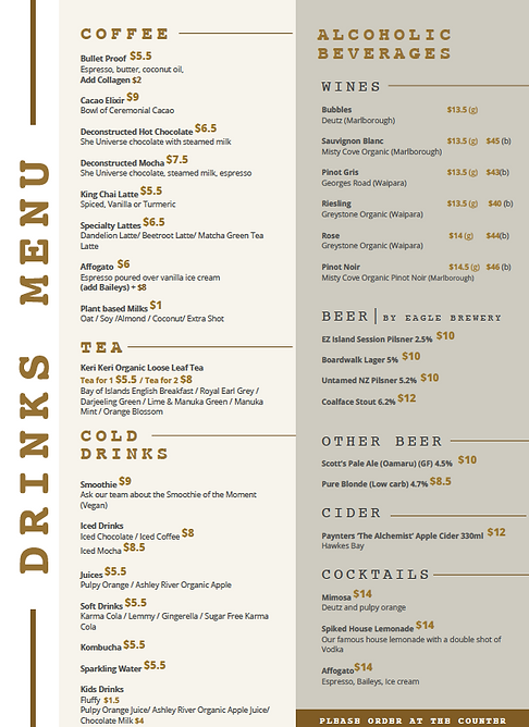 Fools of Desire Drinks Menu.png