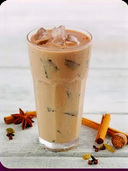 Iced Chai - Spiced or Turmeric
