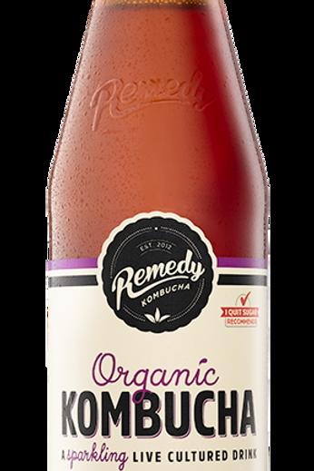 Organic Cherry Plum Kombucha