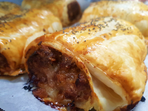 Self Saucing Sausage Roll