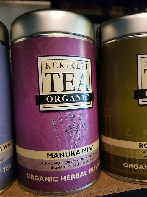Keri Keri Organic Tea: Manuka Mint