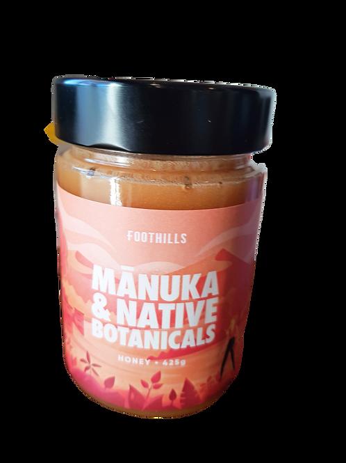Foothills Honey: Manuka & Native Botanicals
