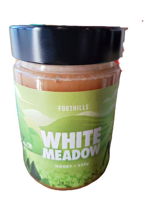 Foothills Honey: White Meadow