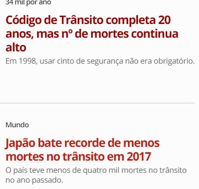 Brasil x Japão: o trânsito dos dois lados do mundo