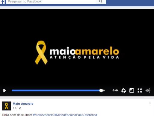 Campanha Dirija Sem Desculpas viraliza na internet