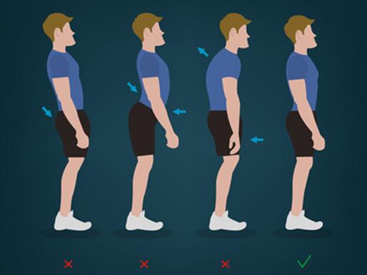 A importância de uma boa postura