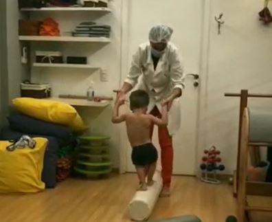 A infância e a reabilitação pós-cirúrgica