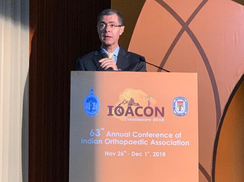 Eventos internacionais reuniram mais de 8 mil participantes