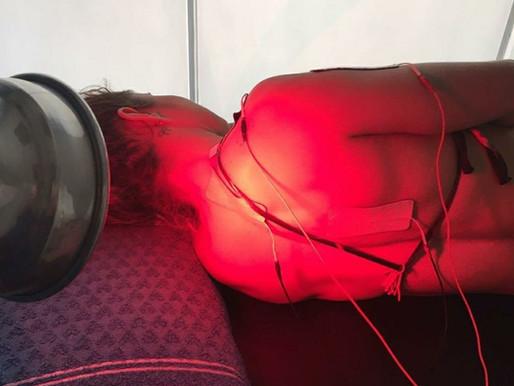 """Infravermelho: a famosa """"luzinha vermelha"""" da Fisioterapia"""