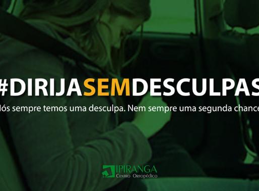 Campanha: novo vídeo sobre cinto de segurança
