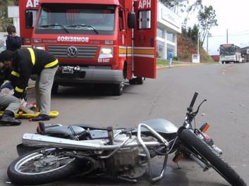 COI faz alerta no Dia do Motociclista