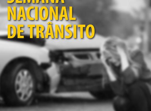 COI participa da Semana Nacional do Trânsito 2018