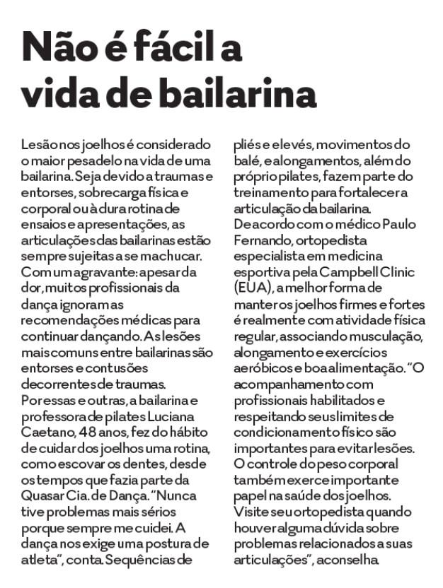 Trecho entrevista com Dr. Paulo Fernando