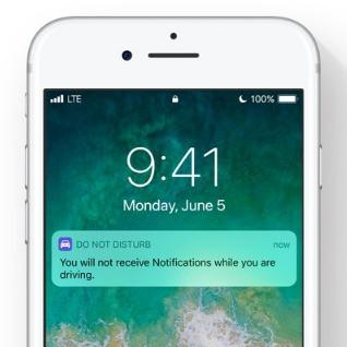 Uso do celular ao volante provoca mudanças na Apple