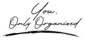 You, Only Organized