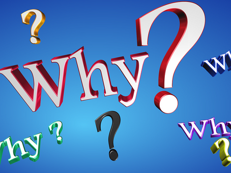 The Importance of 'Why'