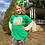 Thumbnail: Being Weird is Cool St. Patty's Day Youth Tee