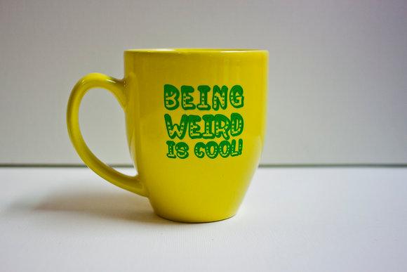 Being Weird is Cool! Mug