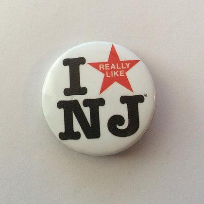 I Really Like NJ Button