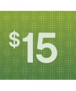 $15 Donation