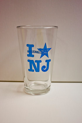 """""""I Really Like NJ"""" Pint Glass"""