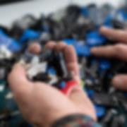 Recycling Angebote der VIAS Sozialwerkstatt