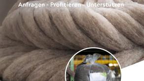 Dämmzöpfe aus Schafwolle