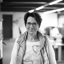 Yvonne Scherrer - Leitung Personal & Sozialbereich, VIAS Sozialwerkstatt