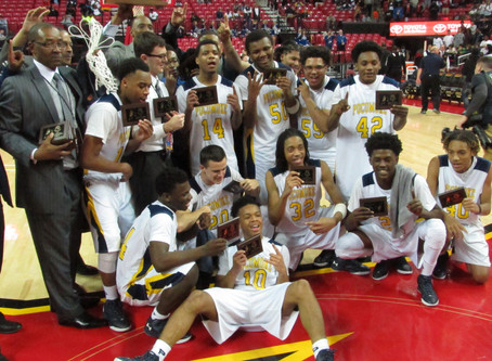 2016 Maryland Boy's Basketball State Championships Recap