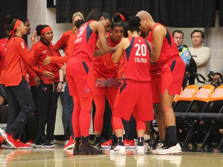 WNBA Finals Game 3 Preview - Washington Mystics vs Seattle Storm