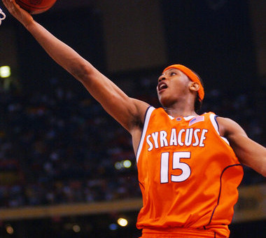 Remember Them Days - Carmelo Anthony post career highs to lead Syracuse over Georgetown