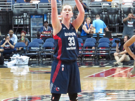 Meesseman and Hill combine for 37 points as the Mystics cruise