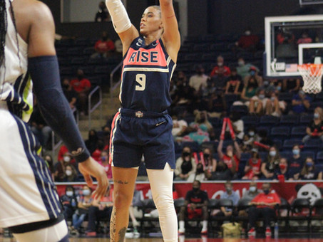 Cloud shines in the second half, Mystics comeback to beat the Wings 76-75
