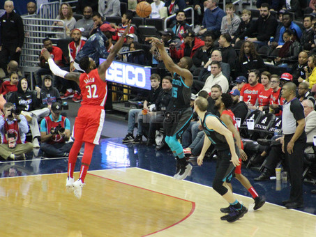 First half woes too much to overcome, Wizards fall to Hornets