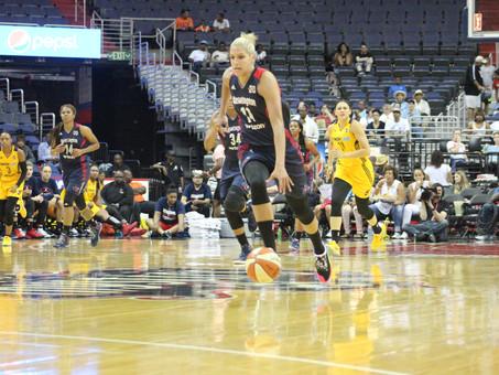 Washington rebounds with big win over Indiana