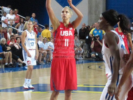 Washington Mystics Acquire All Star Forward Elena Delle Donne