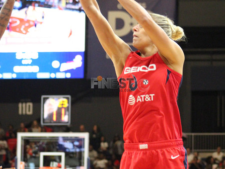 Mystics make statement, franchise history in rout of Sun