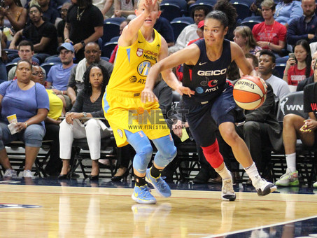 Defense fuels Mystics rout of Sky
