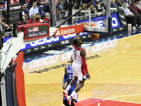 Wall and Beal shine as the Wizards dominate the Sixers